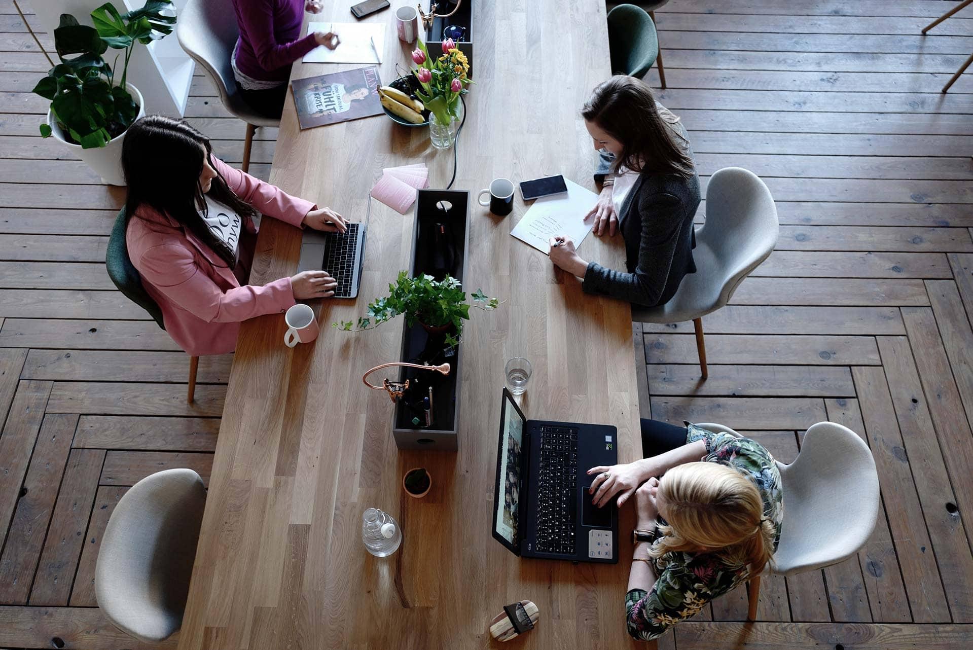 Coworking Space New Work - Die Vorteile von Coworking
