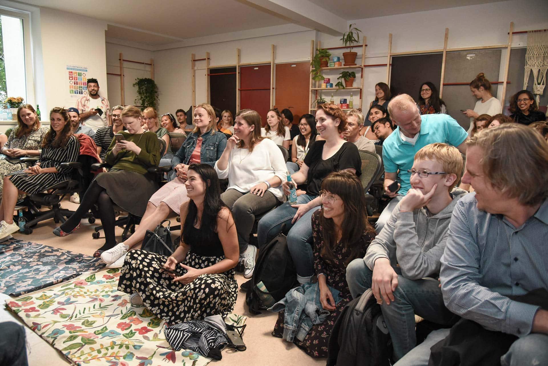 Impact Hub Meeting - Die Vorteile von Coworking