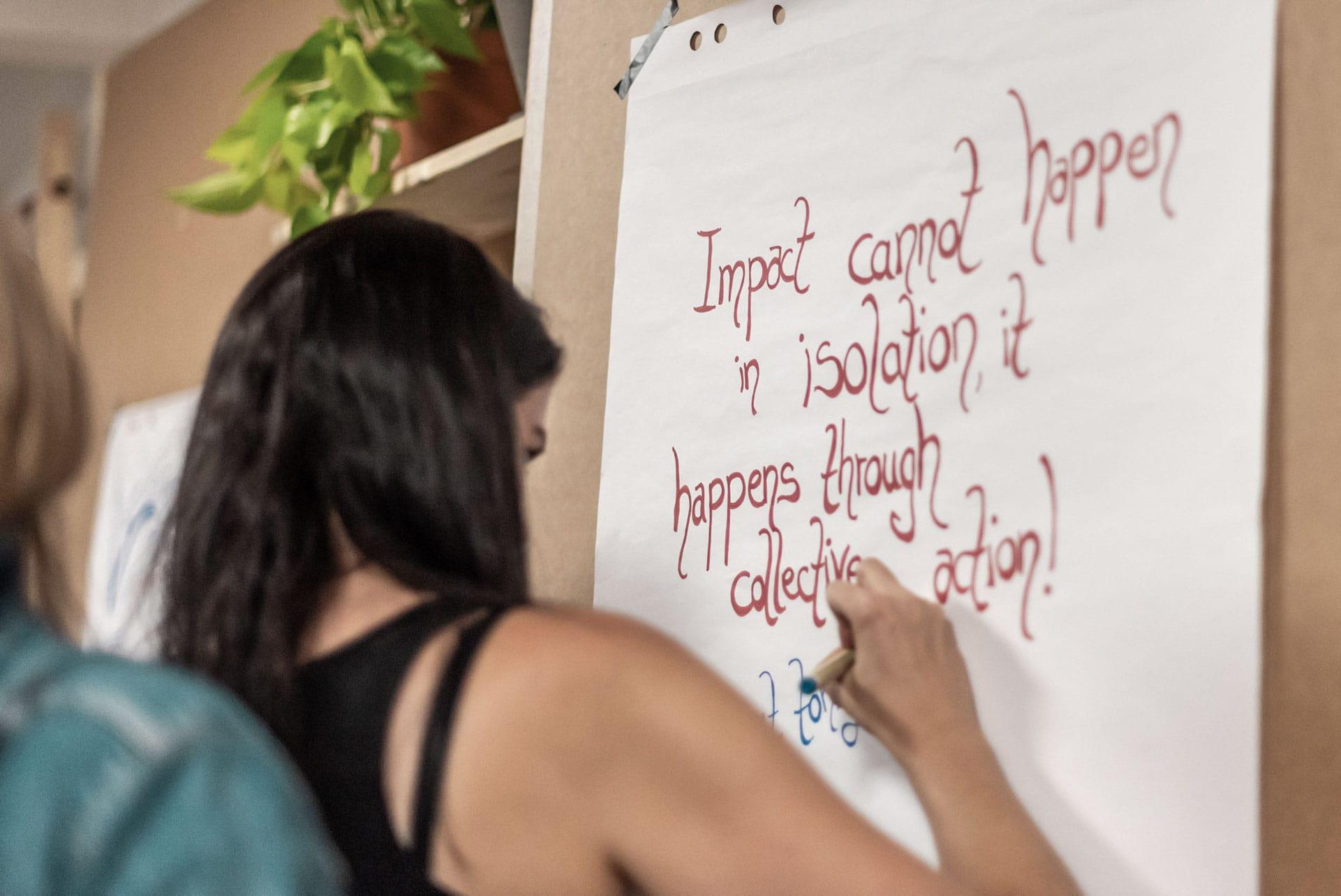 Impact Hub - Die Vorteile von Coworking