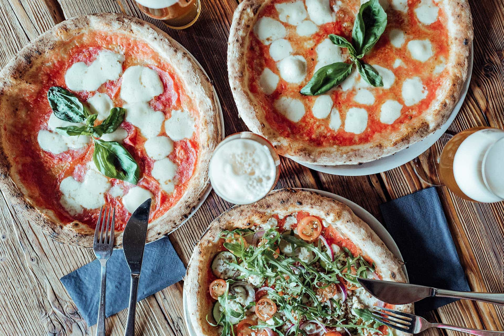 TasteTours Ueberquell Pizza Craftbeer - So nachhaltig kann Craft Beer sein!