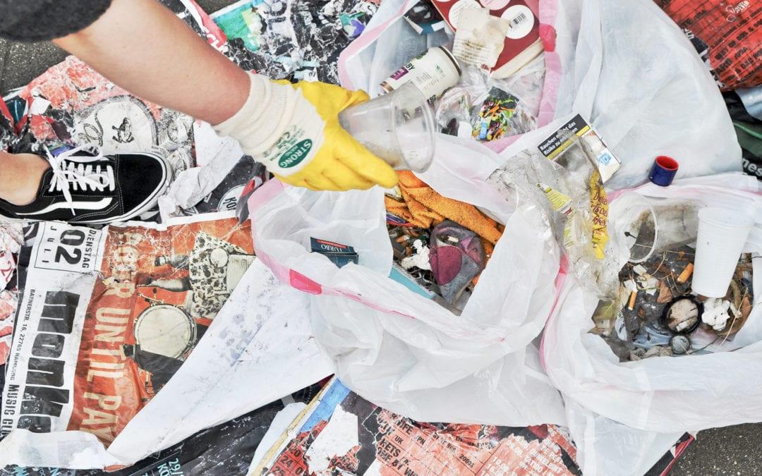 Für ein sauberes Hamburg: Oclean gegen Plastik