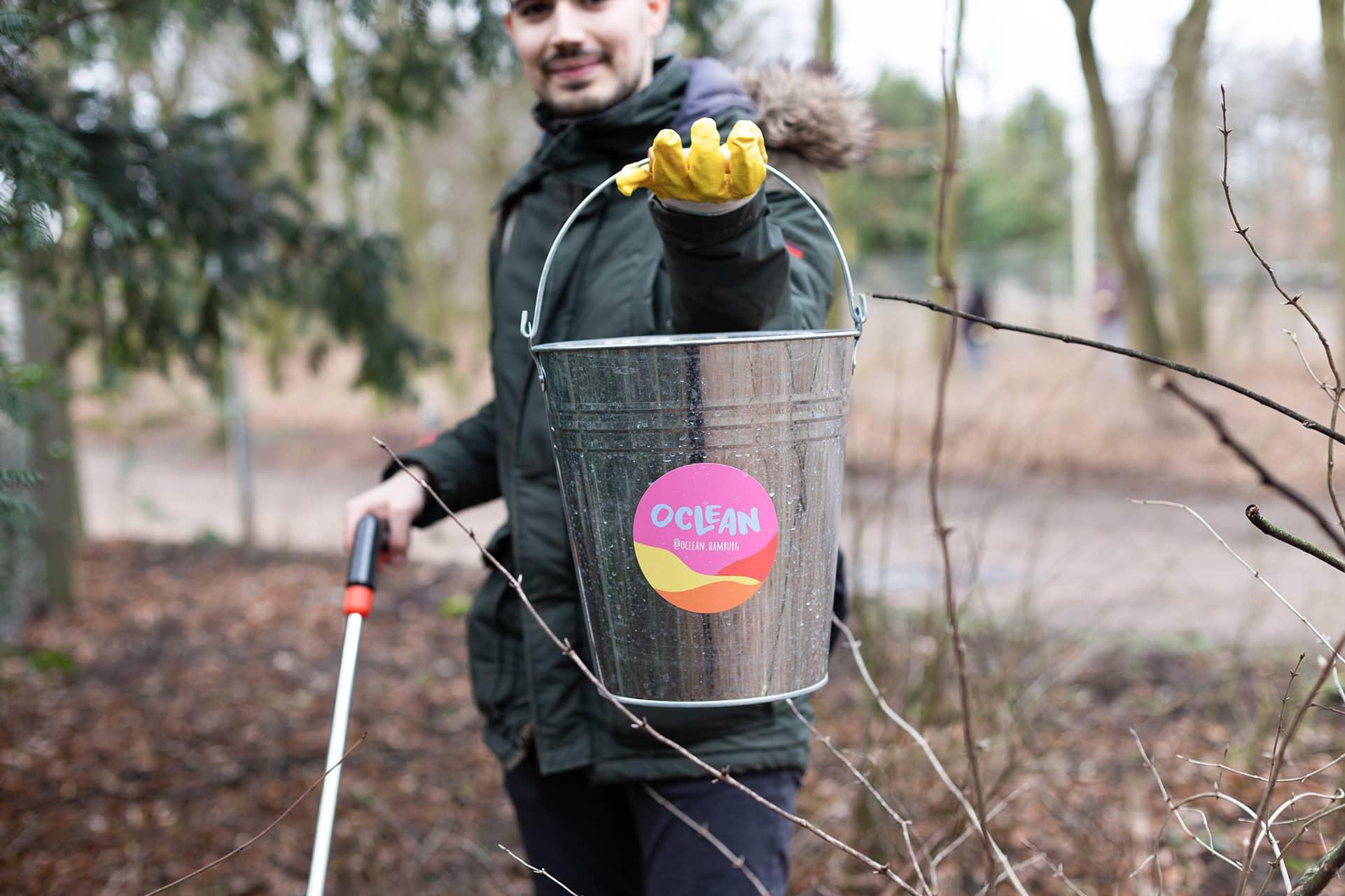 Oclean Hamburg Cleanup - Für ein sauberes Hamburg: Oclean gegen Plastik